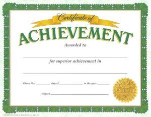 certificat de specialitate